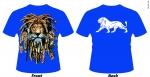 Лев с дредами