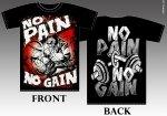 No pain no gain.№2